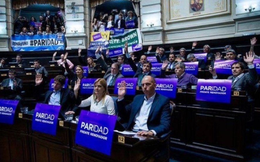 Es un hecho: La paridad de género regirá en las próximas elecciones