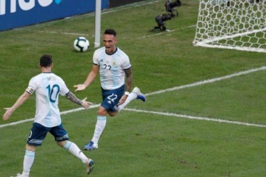 alegria en las redes: los famosos festejaron el triunfo de argentina y el pase a semis