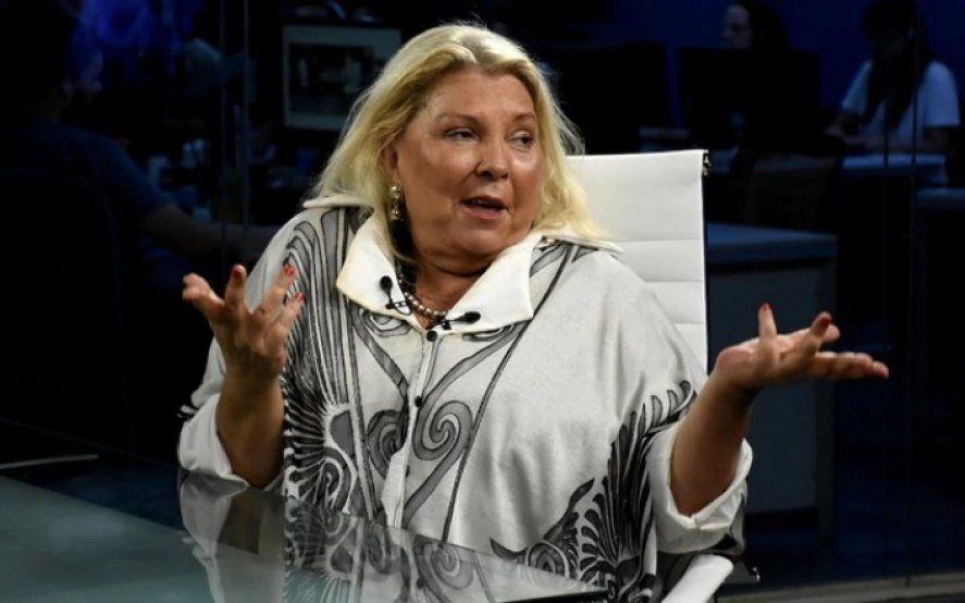 Carrió celebró la muerte de De la Sota y después pidió disculpas en redes sociales