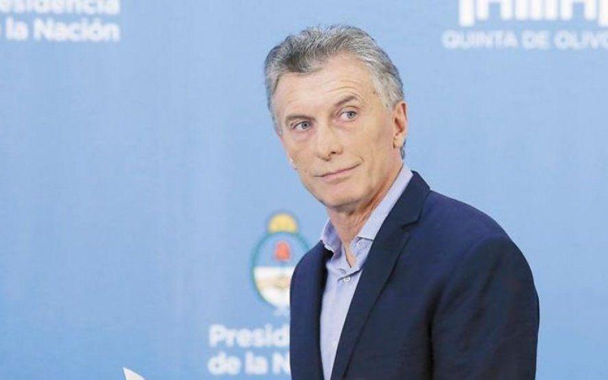Macri fue Menem por unos minutos: el grave error de Presidencia de la Nación