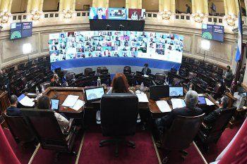 El Senado rechazó el traslado de tres jueces designados por Macri