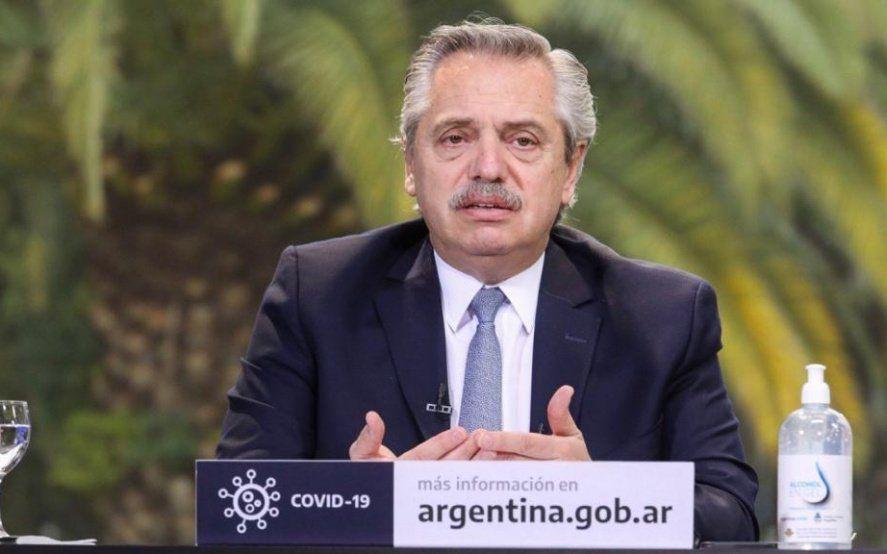 Alberto Fernández anunció obras por más $20.000 millones en cinco provincias