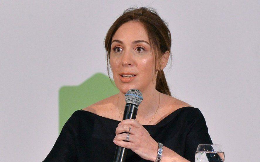 Vidal arrancó la campaña 2021 y desde el Gobierno le salieron al cruce