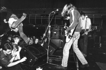 Nirvana en Reino Unido (1989)
