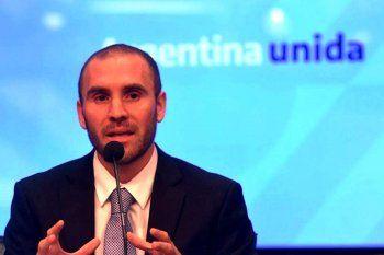 """Martín Guzmán señaló que atacarán la inflación con """"una estrategia macroeconómica integral."""