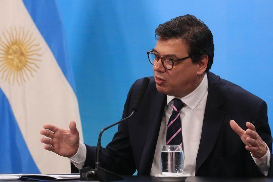 Claudio Moroni describió la situación laboral en Argentina
