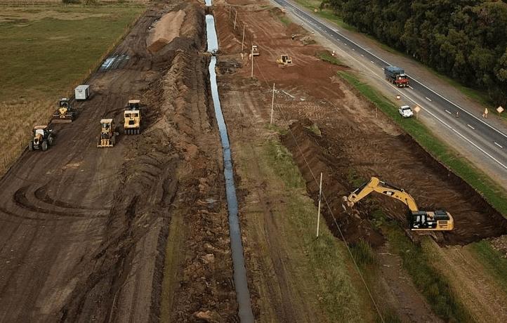 Presupuesto 2022: Nación incluyó la obra de la autopista en la Ruta 3