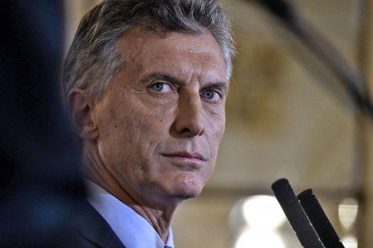 El ex presidente Mauricio Macri manifestó su rechazo al ajuste de los fondos de seguridad por coparticipación para CABA.