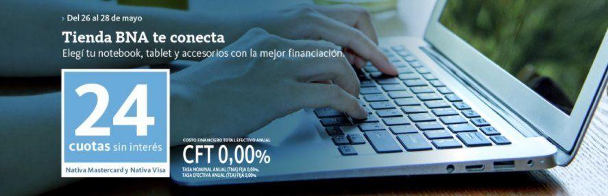 La promoción de Banco Nación se extenderá hasta el viernes