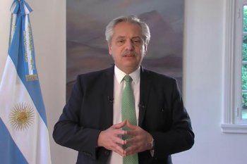 Alberto Fernández emitió un mensaje por el Día del Militante