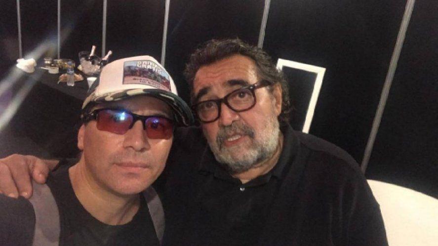 Falleció el productor musical Ruben Pelo Aprile por Covid