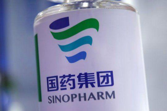 Los docentes serán inoculados con la vacuna china Sinopharm