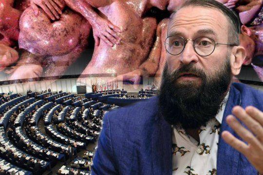 El eurodiputado húngaro que renunció a su banca tras ser hallado en una orgía gay