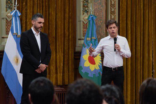 Cristian Girard contó cómo será el nuevo régimen de Ingresos Brutos que anunció Kicillof en la Legislatura.