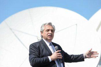 Alberto Fernández encabeza un acto en Avellaneda