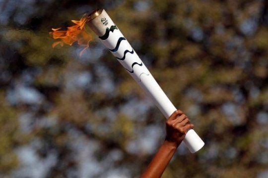 juegos olimpicos de la juventud: asi sera el tour de la antorcha por las calles de la plata
