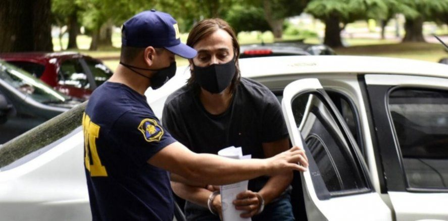 La fiscal del caso pidió la prisión preventiva de Juan Buzali