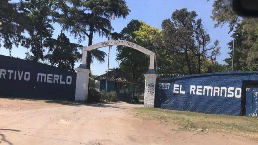 La mujer de unos 35 años fue hallada en inmediaciones del club El Remanso