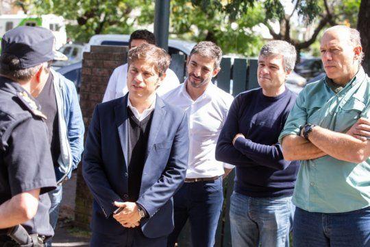 kicillof refuerza el dialogo con los intendentes para monitorear la pandemia en el conurbano