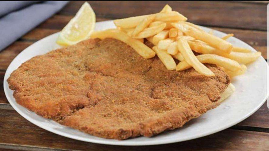 Hoy se celebra el Día de la Milanesa en Argentina. El plato con carne preferido a nivel país.