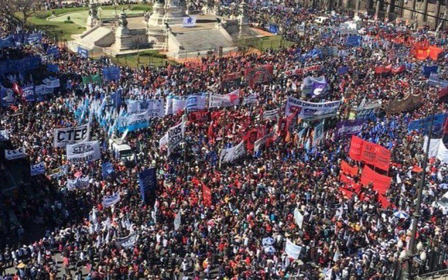 Grabois ya avisa que el movimiento piquetero no dejará de movilizar a partir de octubre