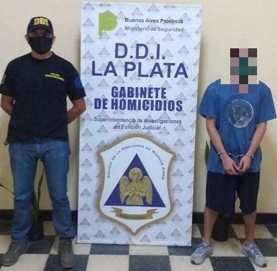 Cayó el presunto homicida del joven repartidor de pizzas Nicolás Pérez Gatti