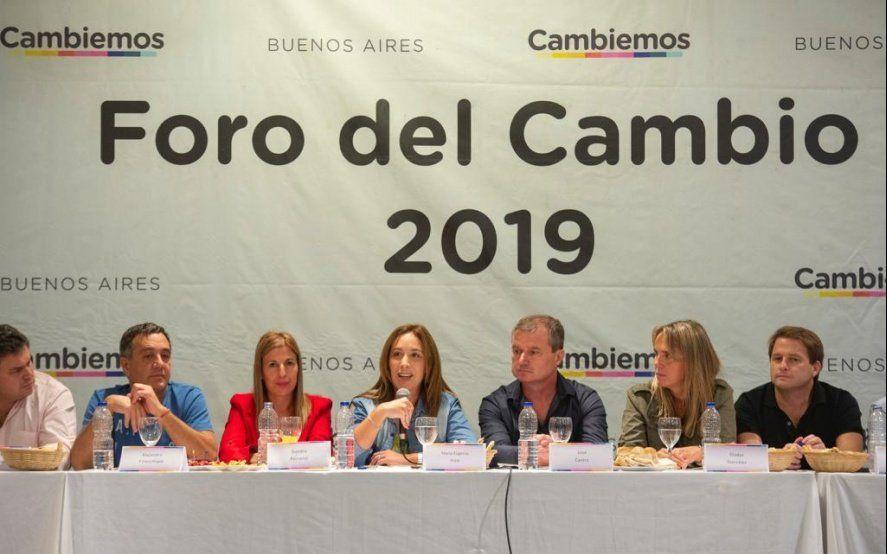 """Vidal arengó a los candidatos """"sin tierra"""" y aseguró que """"en cada distrito tenemos algo para mostrar"""""""