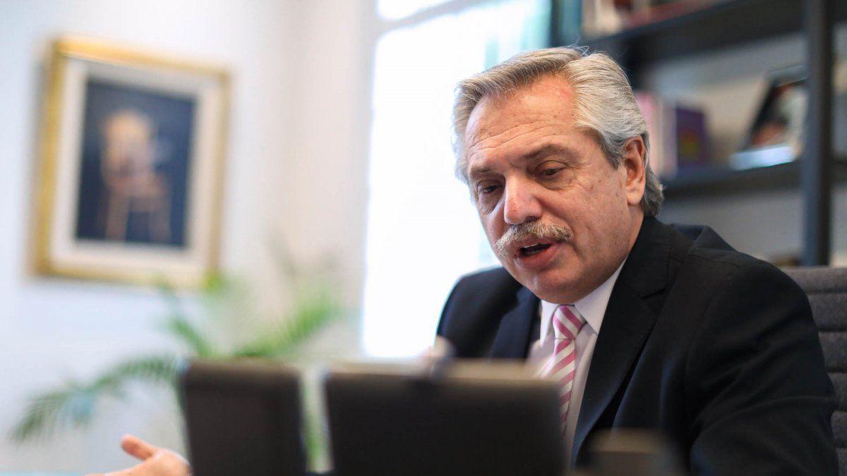 Alberto Fernández da un paso para convertir planes en empleo