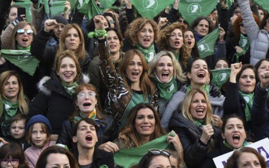 """""""La clandestinidad no se festeja"""": el mensaje de Actrices Argentinas a un año de que el Senado negó el aborto legal"""