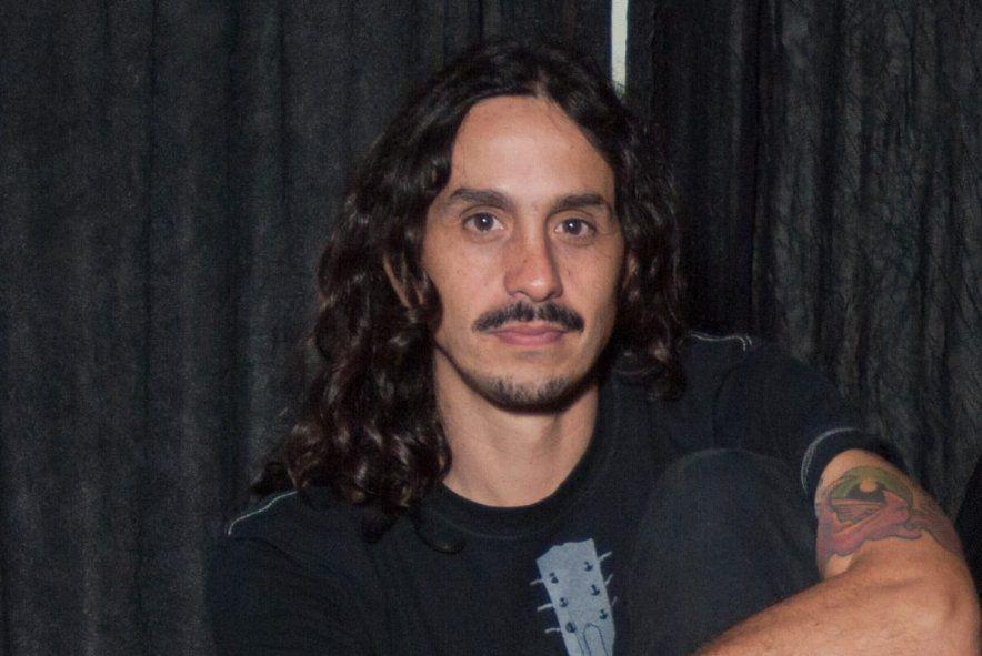 Martín Carrizo fue baterista del Indio Solari y Gustavo Cerati