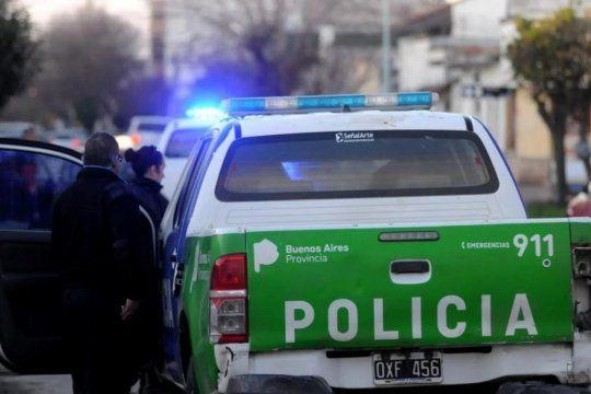 Un doble homicida cayó en Merlo mientras manejaba un auto robado.