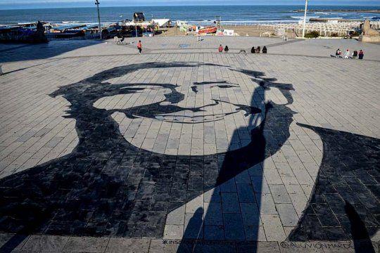El homenaje a Néstor Kirchner (Foto El Tribuno)