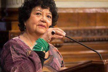 Aborto: Dora Barrancos habló de la media sanción de la Ley