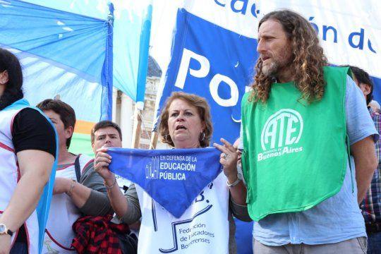 La titular de la FEB, Mirta Petrocini, habló de el regreso a clases en pandemia.