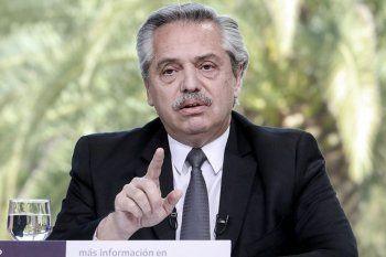 Clases presenciales: Alberto Fernández no dará marcha atrás luego de la reunión con Larreta