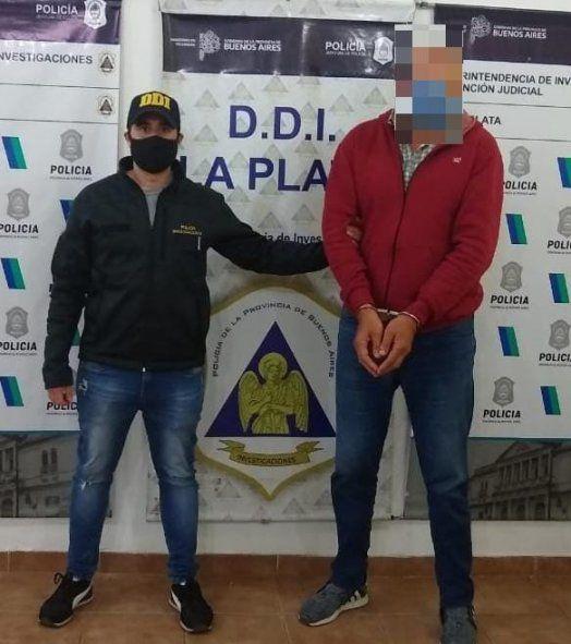 Cayó un empresario inmobiliario en La Plata por trata de personas