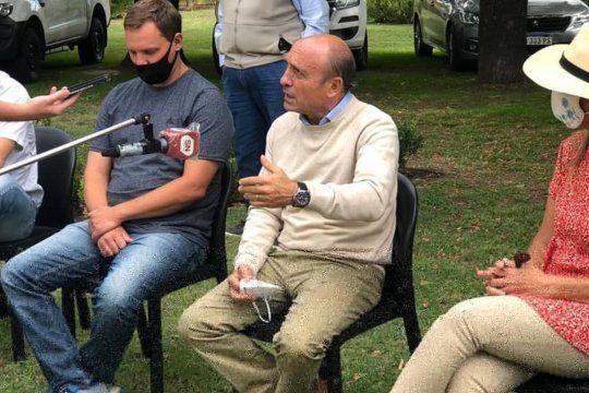 Horacio Salaverry, referente del campo y titular de CARBAP
