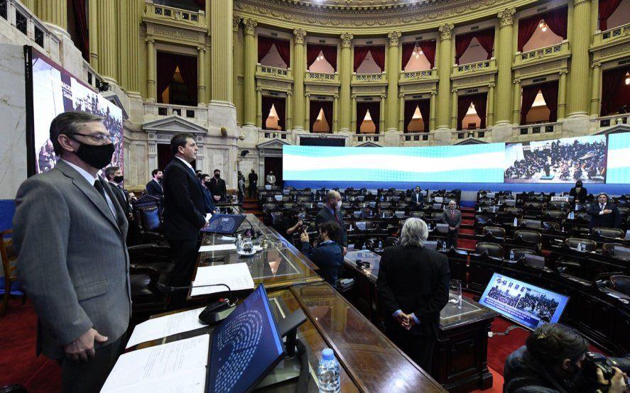 Diputados aprobó la ampliación del Presupuesto y la reestructuración de la deuda