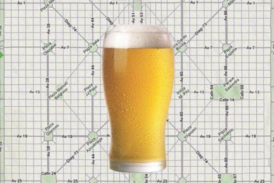 crean un instagram con todos los happy hour de cervecerias platenses ?para hacerle frente a la macrisis?