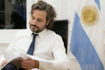 Santiago Cafiero le salio a responder a Mauricio Macri