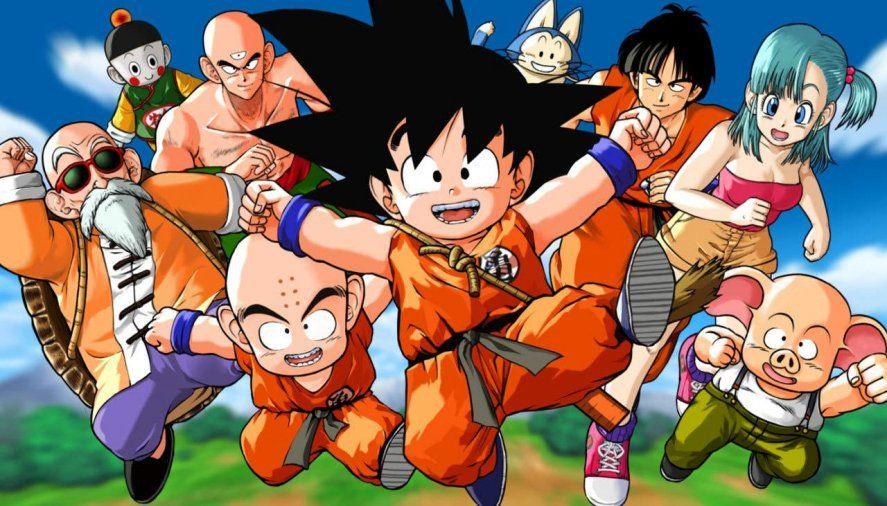 Dragon Ball cumple 35 años y se festeja en las redes