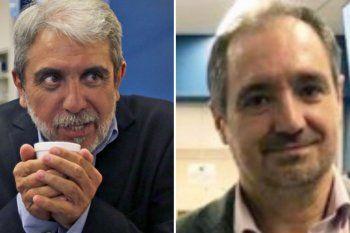 Aníbal Fernández le devolvió una chicana del nuevo Decreto presidencial 235 al periodista de La Nación, Diego Cabot