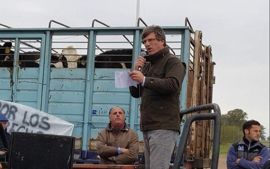 A la espera de un nuevo ministro para el Campo, CARBAP le pasó facturas a Vidal