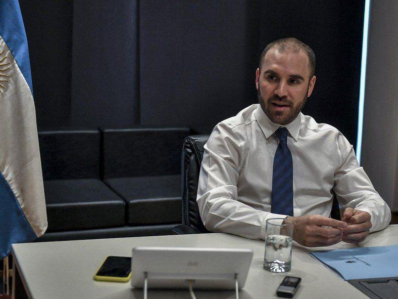Guzmán apuntó al FMI por cederle un préstamo a la Argentina durante la presidencia de Macri