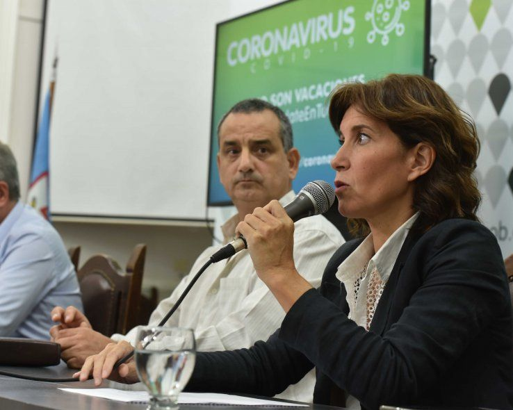 Bahía Blanca: renunció la funcionaria más cuestionada de  Héctor Gay