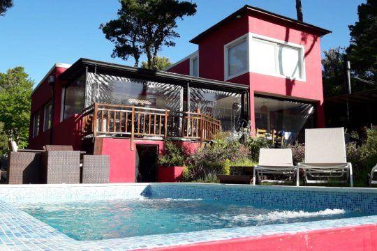 La casa de Cariló ubicada en calle Leñatero al 565 fue recuperada
