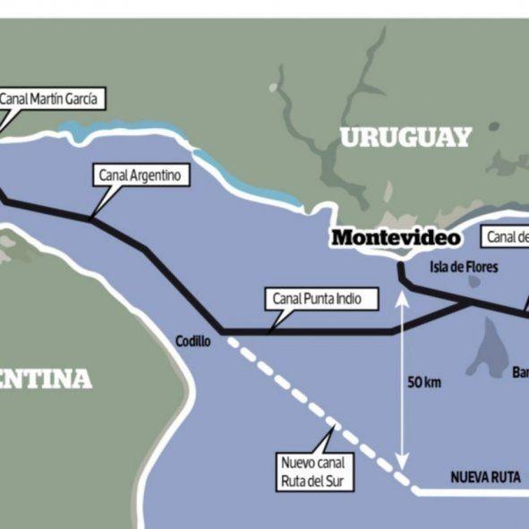 Cmo se piensa el canal de Magdalena para beneficiar las exportaciones desde la provincia