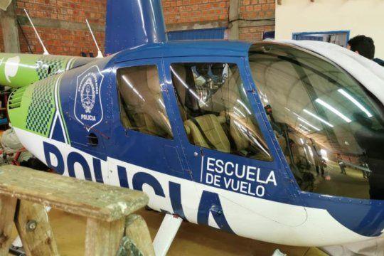La aeronave había sido alquilada por la gestión de Maria Eugenia Vidal para un operativo sol