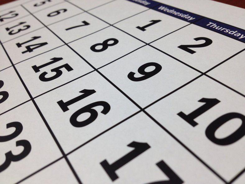 Según el calendario nacional, habrá que esperar más de un mes para un nuevo feriado