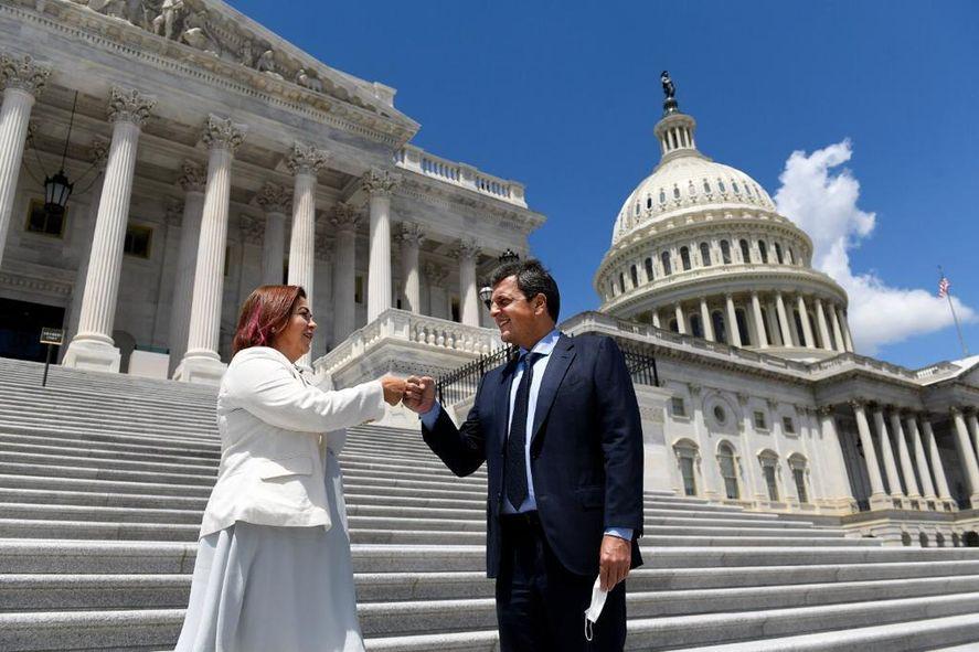 El parlamento argentino será sede del próximo Congreso Judío